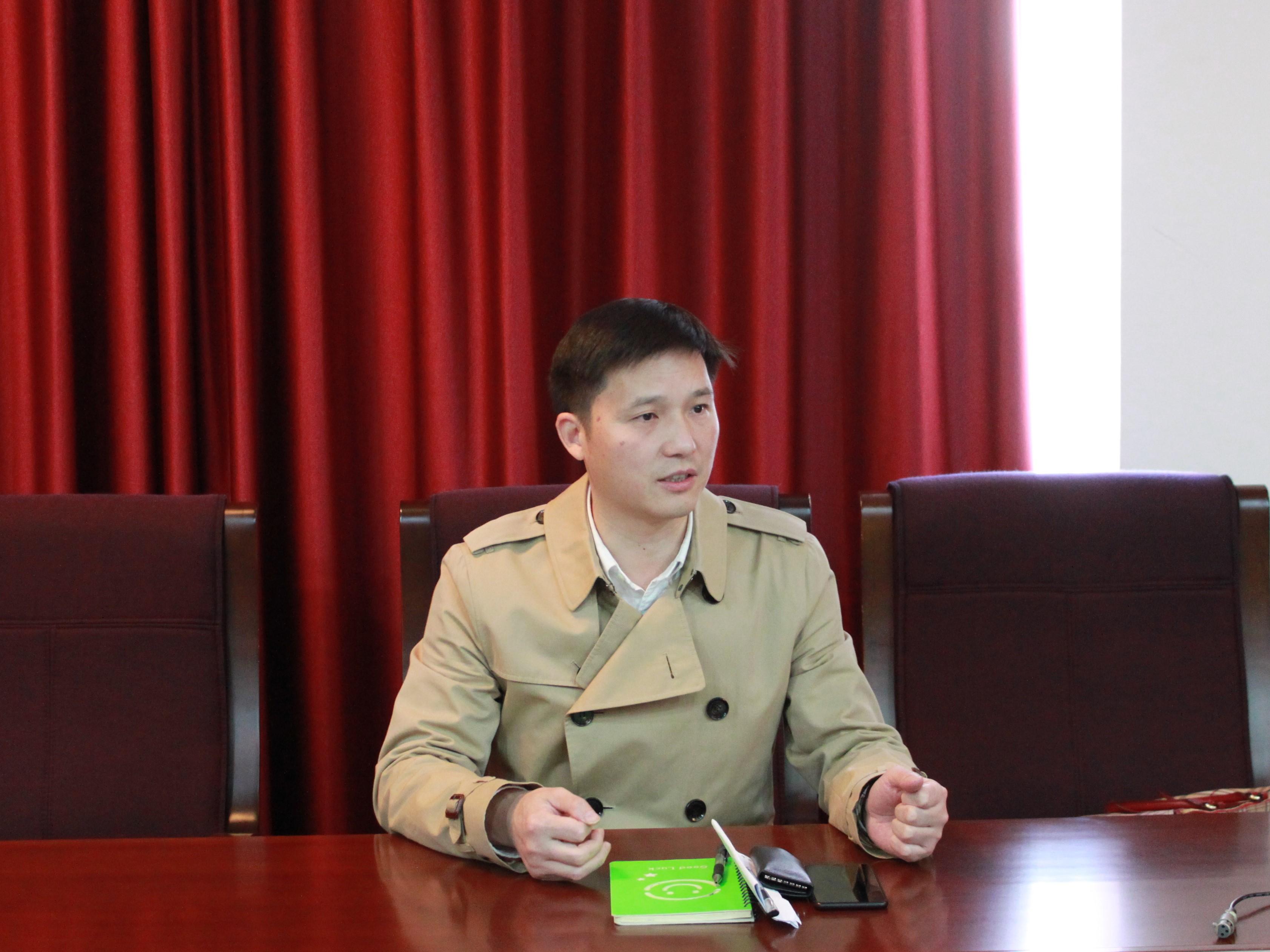 走进大师——名家体育大讲堂体育系主任沈鹤军教授